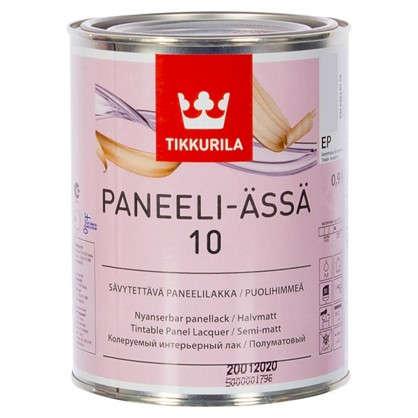 Лак Панели-Ясся 10 матовый 0.9 л