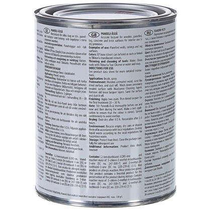 Купить Лак Панели-Ясся 20 полуматовый 0.9 л дешевле