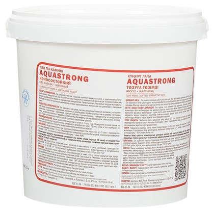 Купить Лак по камню Aquastrong матовый 2.5 кг дешевле