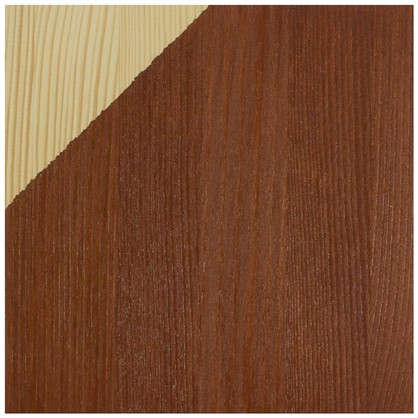 Лак тонированный для мебели Лакра цвет красное дерево 0.9 л