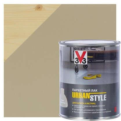Лак V33 Urban style цвет галька 0.75 л