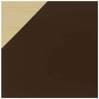 Лак V33 Urban style цвет шоколад 0.75 л