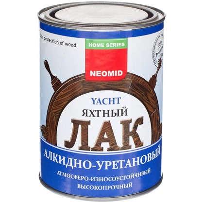 Лак яхтный глянцевый Neomid 0.75 л