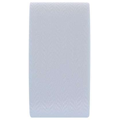 Ламели для вертикальных жалюзи Магнолия 280 см текстиль цвет белый
