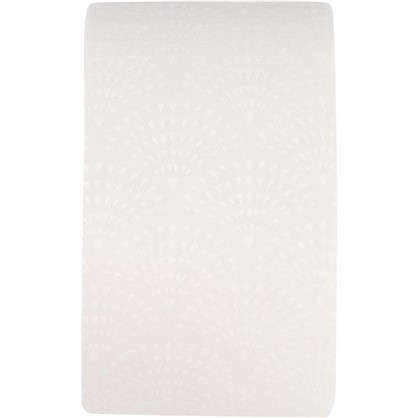 Ламели для вертикальных жалюзи Павлин 180 см цвет белый 5 шт.