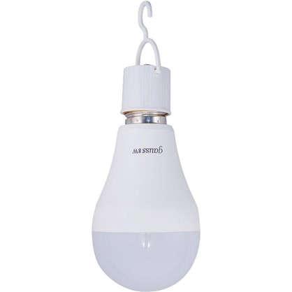 Лампа A60 E27 8 Вт 4100K Li-Ion аккум.