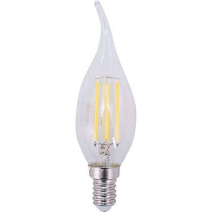 Купить Лампа Fil.Свеча на ветруE14 11W 750l4100 дешевле