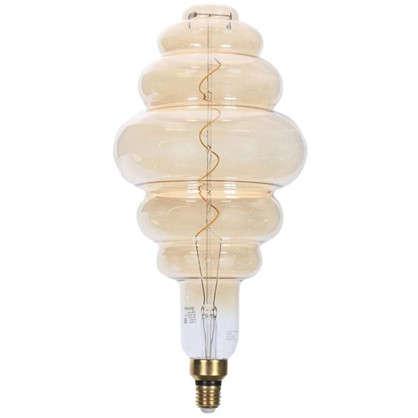 Купить Лампа филаментная Vintage E27 6 Вт золотая колба дешевле