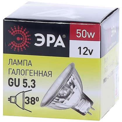 Лампа галогенная Эра GU5.3 50 Вт 12 В