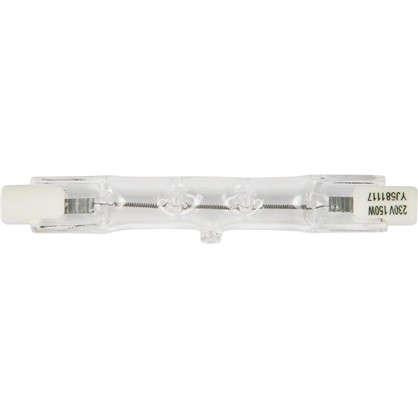 Лампа галогенная Uniel R7s 150 Вт свет теплый белый