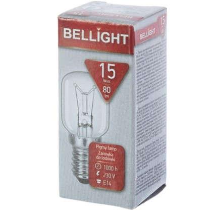Купить Лампа накаливания для духовки и холодильника Bellight E14 15 Вт свет тёплый белый дешевле