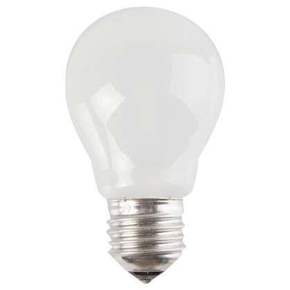 Лампа накаливания Lexman шар E27 75 Вт свет теплый белый