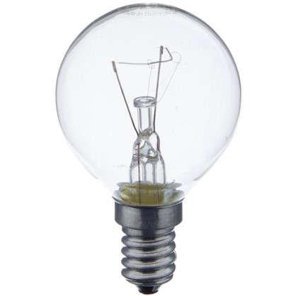 Лампа накаливания Osram шар E14 40 Вт свет теплый белый