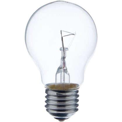 Лампа накаливания Osram шар E27 75 Вт свет теплый белый