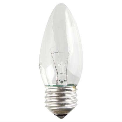 Лампа накаливания Osram свеча E27 60 Вт свет теплый белый