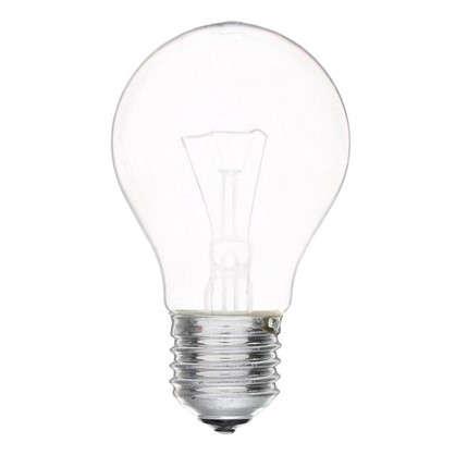 Лампа накаливания Radium Стандарт E27 60 Вт прозрачная колба