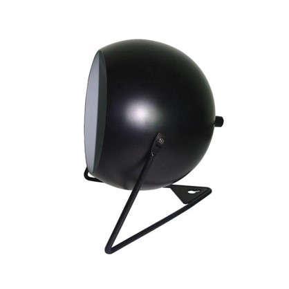 Купить Лампа настольная Bari 1хЕ14х30 Вт цвет черный дешевле