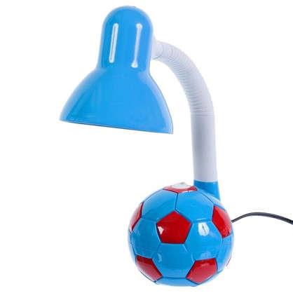 Лампа настольная Мяч E27 40 Вт цвет сине-красный