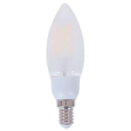 Светодиодная лампа диммируемая Osram E14 5 Вт 470 Лм свет теплый белый матовая