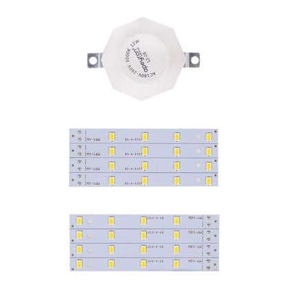 Лампа светодиодная для светильника настенно-потолочного до 220 мм 16 Вт свет теплый белый