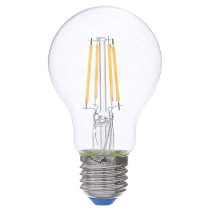 Купить Светодиодная лампа филаментная Airdim форма стандартная E27 7 Вт 700 Лм свет теплый дешевле