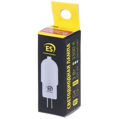Купить Светодиодная лампа G4 3 Вт 12 В 3300 К свет теплый дешевле