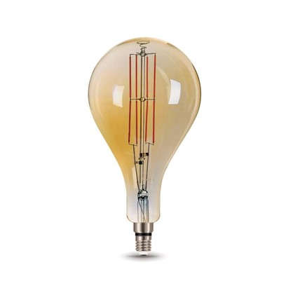 Купить Лампа светодиодная Gauss Е27 8 Вт груша прямой свет теплый дешевле