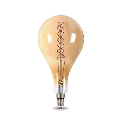 Купить Лампа светодиодная Gauss Е27 8 Вт груша спираль свет теплый дешевле