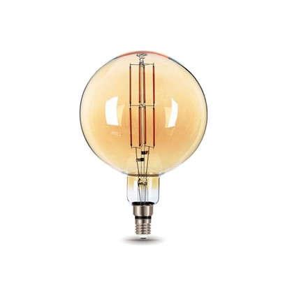 Лампа светодиодная Gauss Е27 8 Вт шар прямой свет теплый