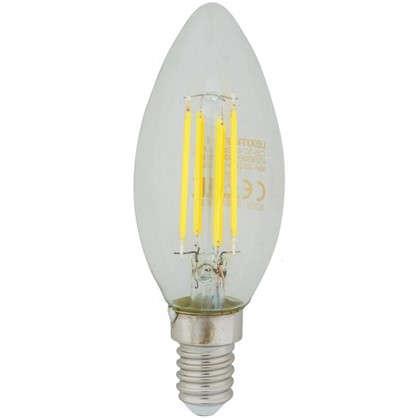 Купить Светодиодная лампа Lexman E14 45 Вт 470 Лм 4000 K свет нейтральный дешевле