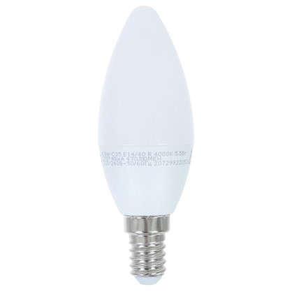 Светодиодная лампа Lexman E14 5.5 Вт 470 Лм свет нейтральный