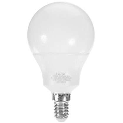 Светодиодная лампа Lexman Е14 55 Вт 470 Лм 2700 K/4000 K/6500 K свет регулируемый