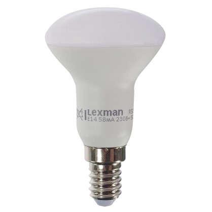 Светодиодная лампа Lexman E14 7.5 Вт 806 Лм 3000K