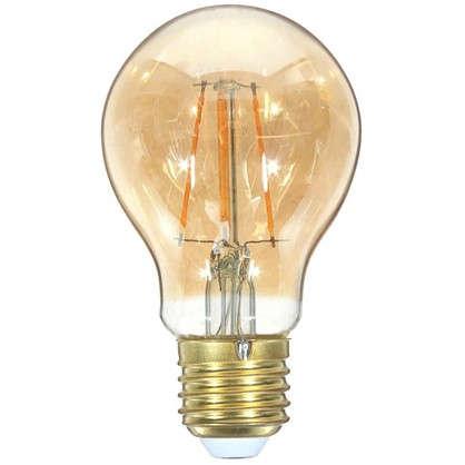 Светодиодная лампа Lexman E27 35 Вт 2000 К свет янтарный