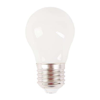 Светодиодная лампа Lexman E27 45 Вт 470 Лм 4000 K свет нейтральный матовая колба
