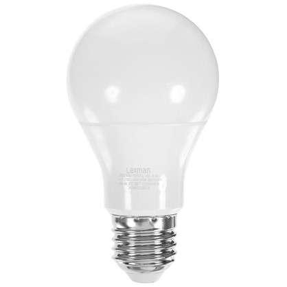 Светодиодная лампа Lexman Е27 85 Вт 806 Лм 2700 K/4000 K/6500 K свет регулируемый