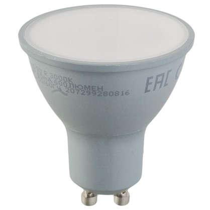 Светодиодная лампа Lexman GU10 7.5 Вт 600 Лм свет теплый белый