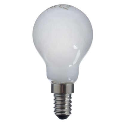 Светодиодная лампа Lexman Шар E14 4.5 Вт 470 Лм свет теплый белый