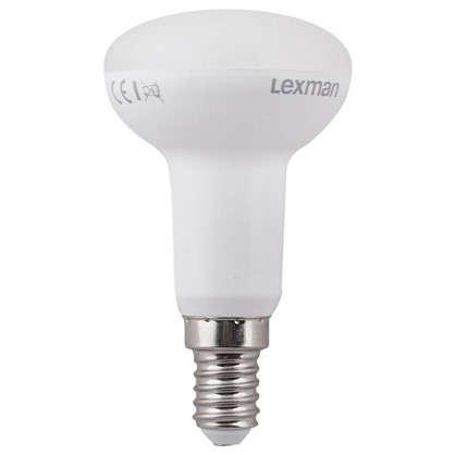 Светодиодная лампа Lexman спот R50 E14 5 Вт 430 Лм свет холодный белый
