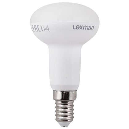 Светодиодная лампа Lexman спот R50 E14 5 Вт 430 Лм свет теплый белый