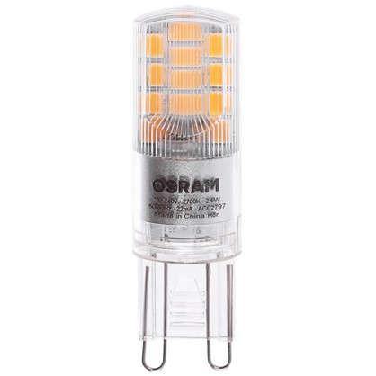 Светодиодная лампа Osram G9 2.6 Вт 320 Лм свет теплый белый