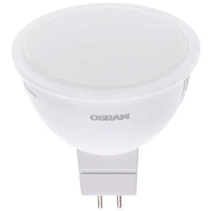 Светодиодная лампа Osram GU5.3 5.2 Вт 500 Лм свет холодный белый матовая колба
