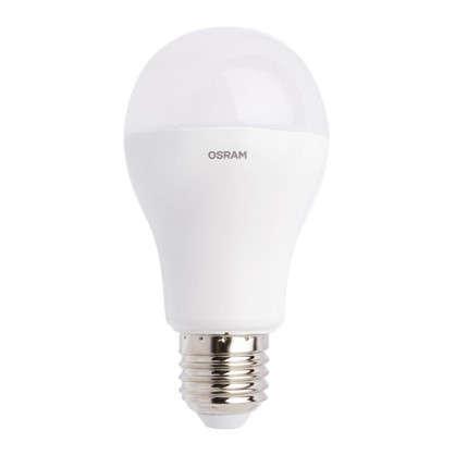 Светодиодная лампа Osram шар E27 12 Вт 1050 Лм свет теплый белый