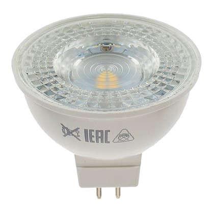 Светодиодная лампа Osram спот GU5.3 3.4 Вт 270 Лм свет холодный