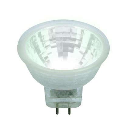Светодиодная лампа Uniel GU4 3Вт 200 Лм свет холодный белый
