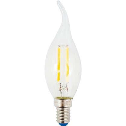 Купить Светодиодная лампа Uniel свеча на ветру E14 6 Вт 500 Лм свет холодный дешевле