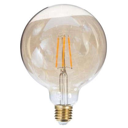 Купить Лампа светодиодная Uniel Vintage шар E27 8 Вт 680 Лм свет теплый белый дешевле