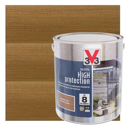 Купить Лазурь Модерн V33 цвет медная ель 2.5 л дешевле