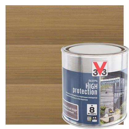 Лазурь Модерн V33 цвет серебряный кедр 0.75 л