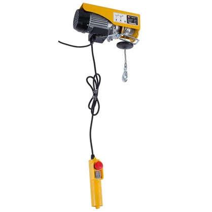 Лебедка электрическая Калибр ЭТФ-250 грузоподъемность до 250 кг